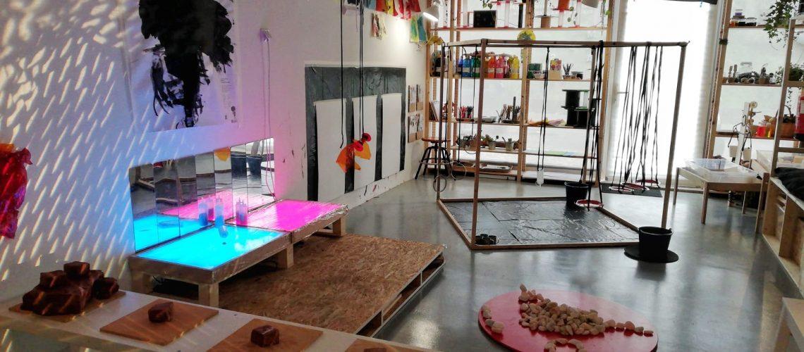Atelier inspirado na abordagem Reggio Emilia em tempo distanciamento social
